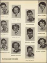 1951 Clyde High School Yearbook Page 50 & 51