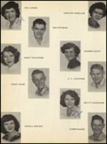 1951 Clyde High School Yearbook Page 58 & 59