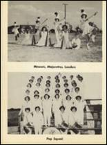 1951 Clyde High School Yearbook Page 64 & 65
