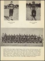 1951 Clyde High School Yearbook Page 66 & 67