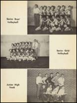1951 Clyde High School Yearbook Page 74 & 75