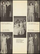1951 Clyde High School Yearbook Page 80 & 81