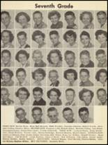 1951 Clyde High School Yearbook Page 82 & 83