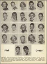 1951 Clyde High School Yearbook Page 84 & 85