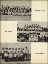 1951 Clyde High School Yearbook Page 92 & 93