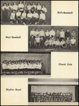 1951 Clyde High School Yearbook Page 94 & 95