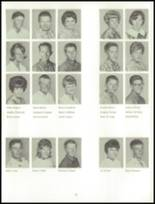 1964 San Marcos High School Yearbook Page 20 & 21