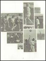 1964 San Marcos High School Yearbook Page 40 & 41
