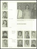 1964 San Marcos High School Yearbook Page 48 & 49