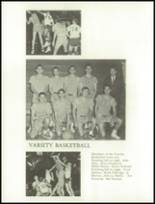 1964 San Marcos High School Yearbook Page 54 & 55