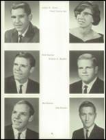 1964 San Marcos High School Yearbook Page 100 & 101