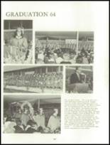 1964 San Marcos High School Yearbook Page 110 & 111