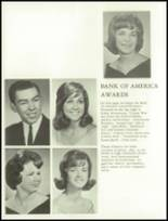 1964 San Marcos High School Yearbook Page 112 & 113