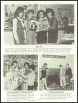 1964 San Marcos High School Yearbook Page 120 & 121