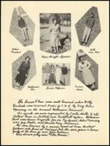 1950 Clyde High School Yearbook Page 30 & 31
