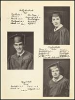 1950 Clyde High School Yearbook Page 32 & 33