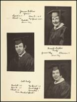 1950 Clyde High School Yearbook Page 34 & 35