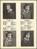 1950 Clyde High School Yearbook Page 36 & 37