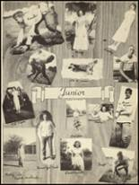 1950 Clyde High School Yearbook Page 38 & 39