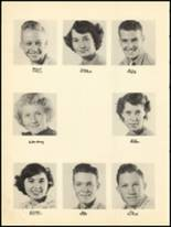 1950 Clyde High School Yearbook Page 42 & 43