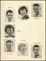 1950 Clyde High School Yearbook Page 46 & 47