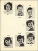 1950 Clyde High School Yearbook Page 48 & 49