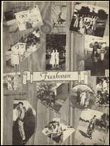 1950 Clyde High School Yearbook Page 50 & 51