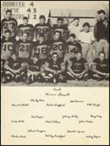 1950 Clyde High School Yearbook Page 60 & 61