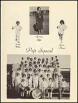 1950 Clyde High School Yearbook Page 64 & 65