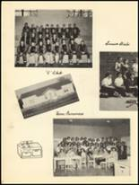 1950 Clyde High School Yearbook Page 70 & 71