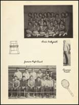 1950 Clyde High School Yearbook Page 72 & 73
