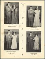 1950 Clyde High School Yearbook Page 76 & 77