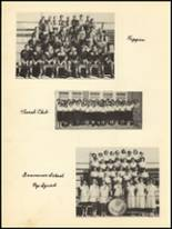 1950 Clyde High School Yearbook Page 86 & 87