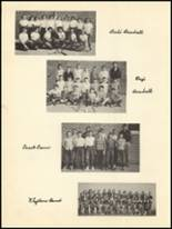 1950 Clyde High School Yearbook Page 88 & 89