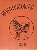 1959 Yearbook Washington High School