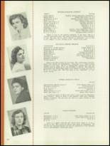 1949 Killingly High School Yearbook Page 32 & 33
