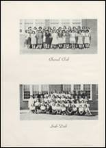 1945 Clyde High School Yearbook Page 58 & 59
