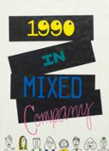 1990 Yearbook Chesaning Union High School