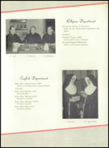 1941 Central Catholic High School Yearbook Page 10 & 11