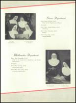 1941 Central Catholic High School Yearbook Page 12 & 13