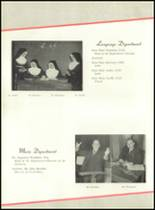 1941 Central Catholic High School Yearbook Page 14 & 15