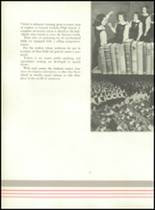 1941 Central Catholic High School Yearbook Page 16 & 17