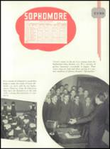 1941 Central Catholic High School Yearbook Page 20 & 21