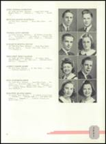 1941 Central Catholic High School Yearbook Page 28 & 29