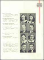 1941 Central Catholic High School Yearbook Page 30 & 31