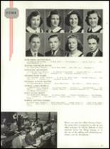 1941 Central Catholic High School Yearbook Page 32 & 33