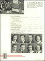 1941 Central Catholic High School Yearbook Page 34 & 35