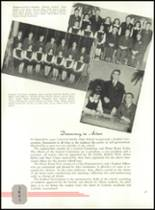 1941 Central Catholic High School Yearbook Page 40 & 41