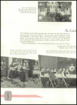 1941 Central Catholic High School Yearbook Page 44 & 45