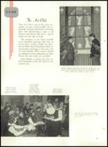 1941 Central Catholic High School Yearbook Page 46 & 47